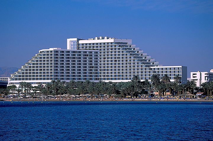 Eliat Hotel on Red Sea - Carl Purcell - Global Photography