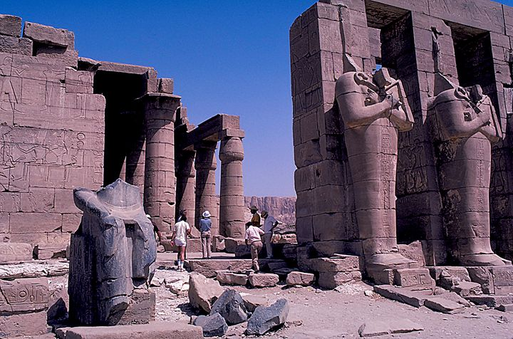 Karnak at Luxor - Carl Purcell - Global Photography