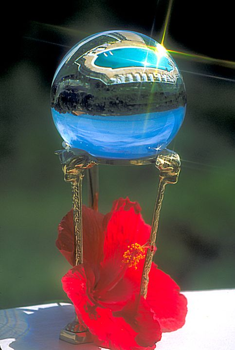 Crystal Ball - Carl Purcell - Global Photography