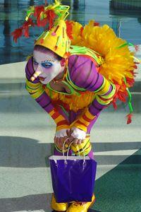 Cirque de Soleil Clown