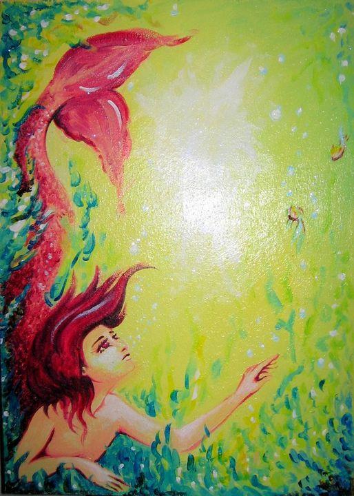 the little Marmaid - Yatoune