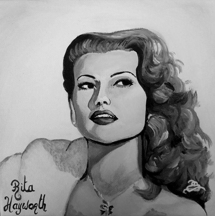 Rita Hayworth - Yatoune