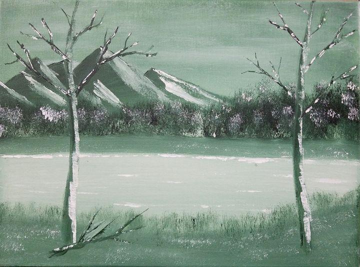 Green River - Art by Vern