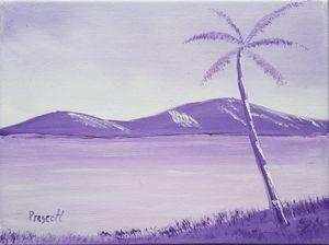 Purple Paŕadise