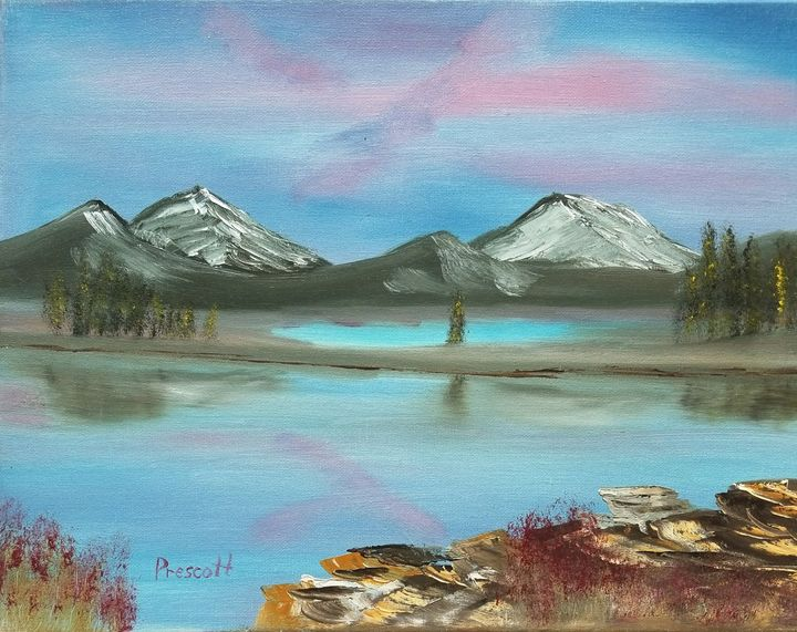 Oregon - Art by Vern