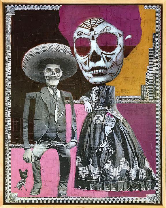 The Newly Deads - Karen Wippich Art