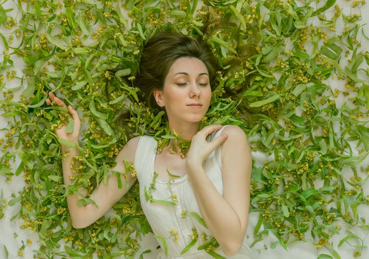 A dream with linden tree flowers - Cristina Velina