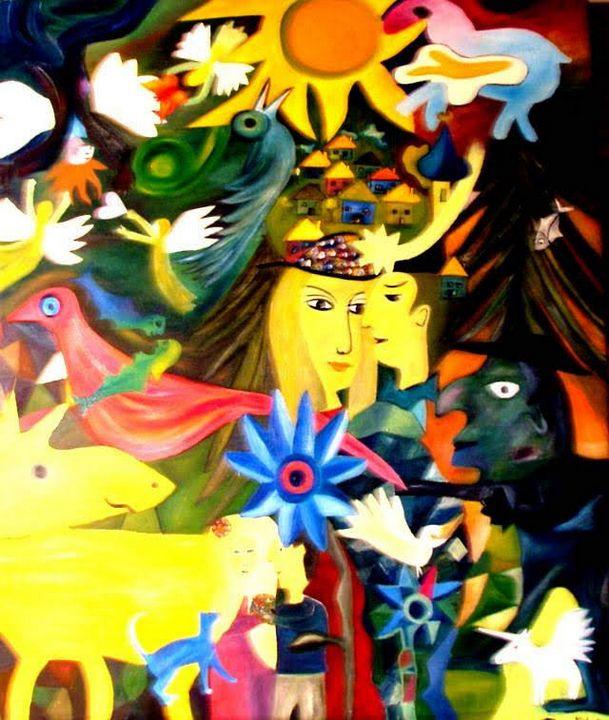 Love, Bird and Hunter - Georg Kiehn
