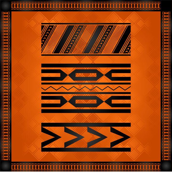 African national cultural symbols - tillhunter