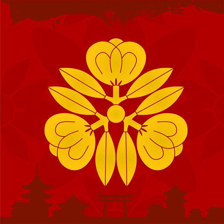 Japanese culture symbolic ornaments - tillhunter
