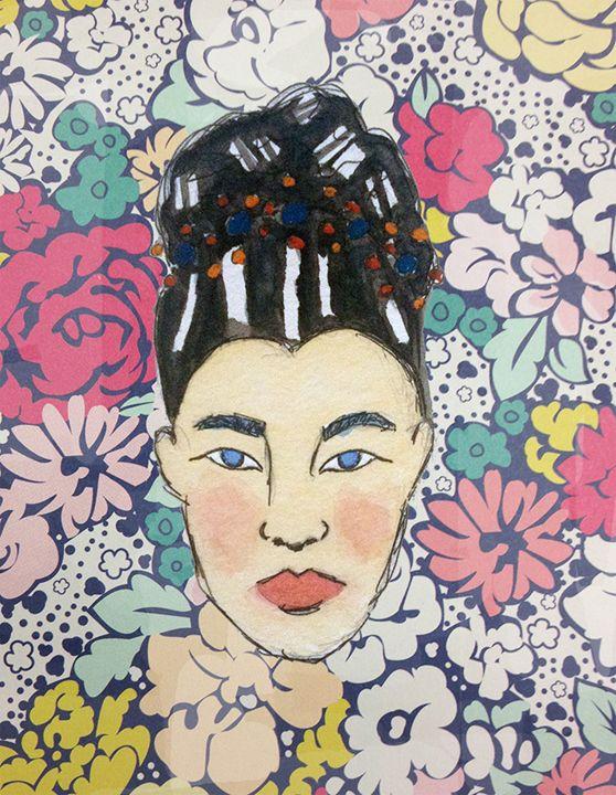 geisha - sarah schiff