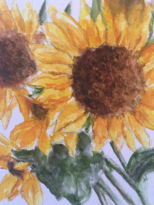 Sunflowers - Alice DiGiovanni