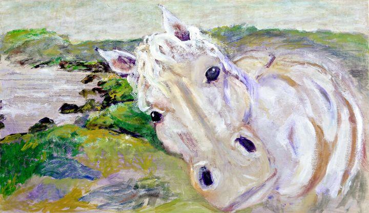 Horsey Guy - Dawn Eareckson