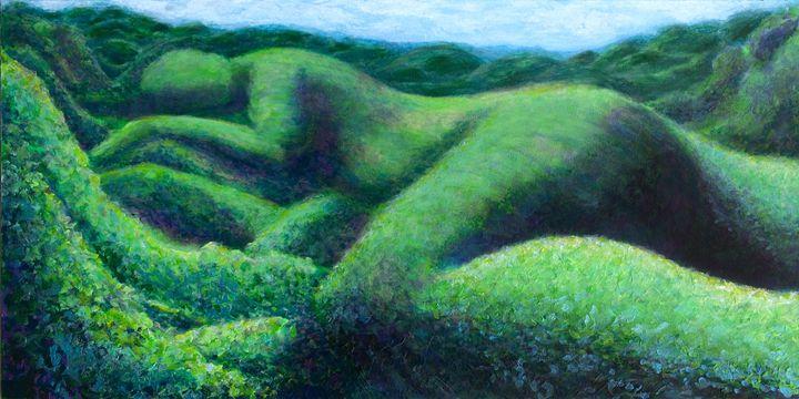 Mountain Woman - Dawn Eareckson