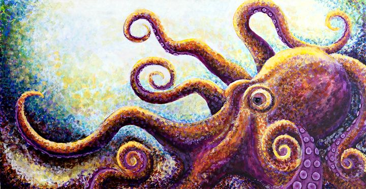 Octomon - Dawn Eareckson