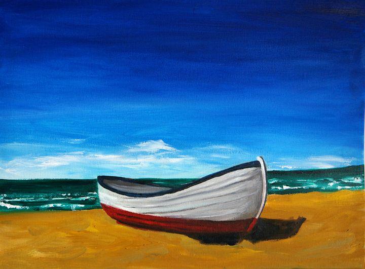 Atunara beach - KameliArte