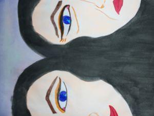 dual faces