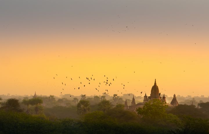 Bagan Temple - Tom Sikora