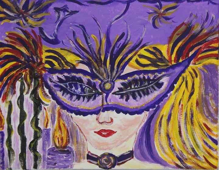 Masquerade - Artina Creations
