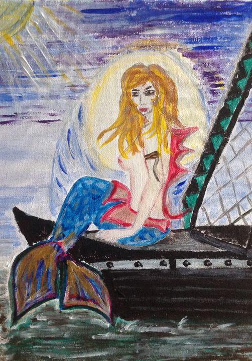 Canalmaid - Artina Creations