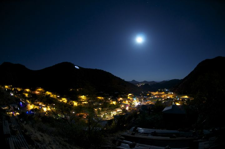 Bisbee at Night 2 - Joshua Barlow