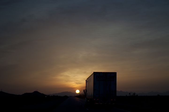 Into the Sunrise - Joshua Barlow