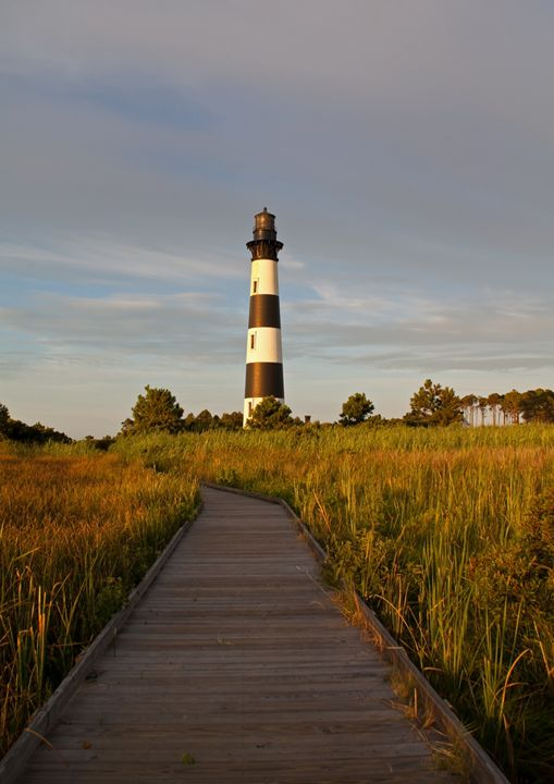 Bodie Island Lighthouse - David Hopkins Photography