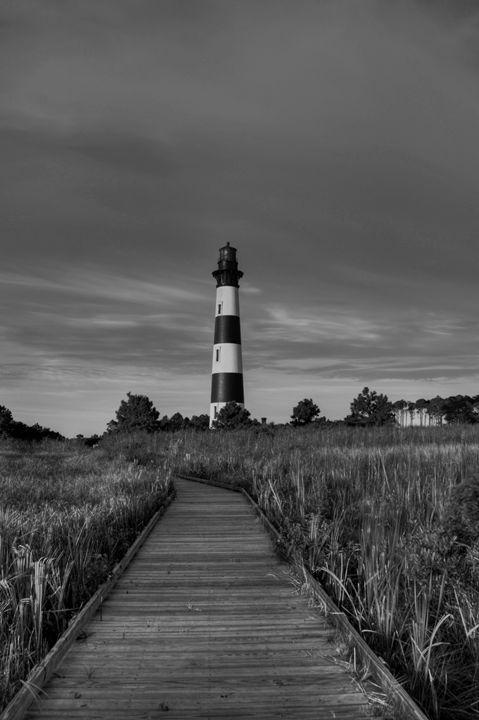 Bodie Island Lighthouse - David Hopkins Photography