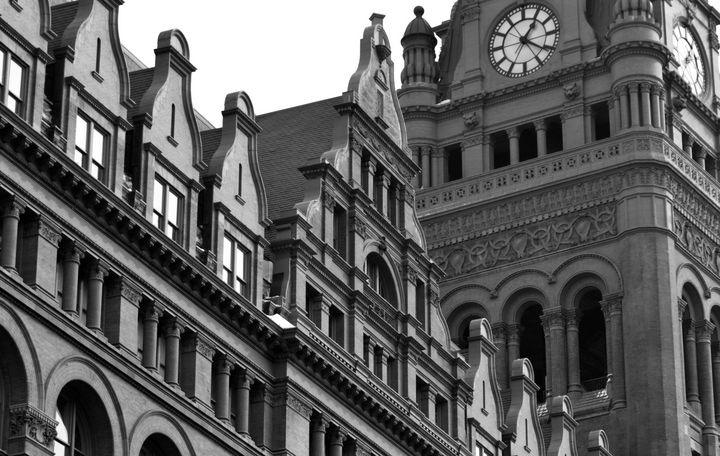 Milwaukee Wi City hall - Nickolaus Torkilsen