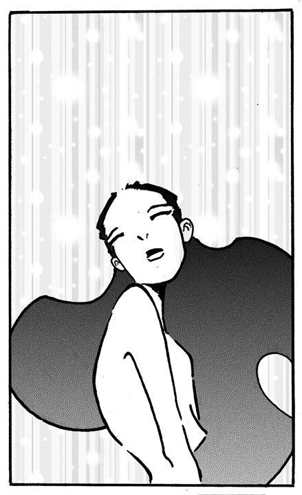 The girl - Digital Art
