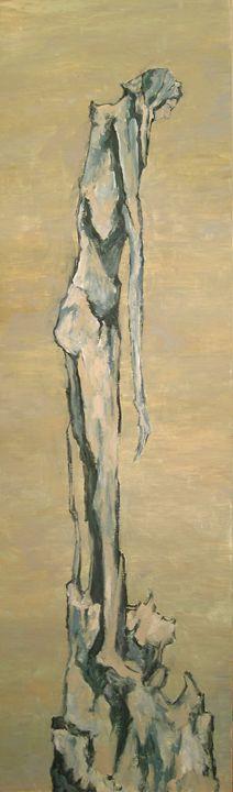 Pedestal 2 - Jennifer Mardyks