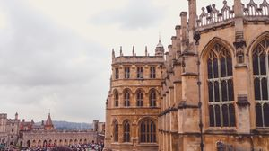 Details of Windsor Castle