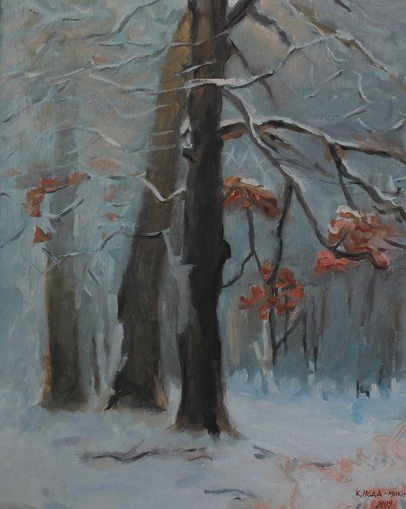 Winter - Neda Krstic