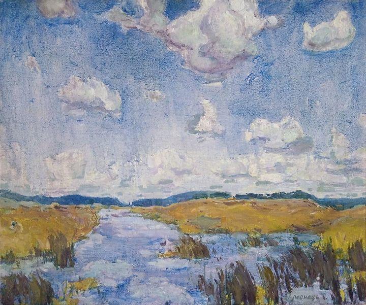 Cloudy day - JAROSLAV_LEONETS_ART