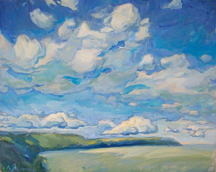 landscape - JAROSLAV_LEONETS_ART