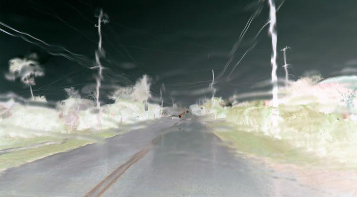 Night Waves - Sabaya Art