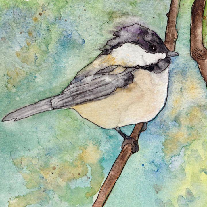 Chickadee - Diane Messer Gallery