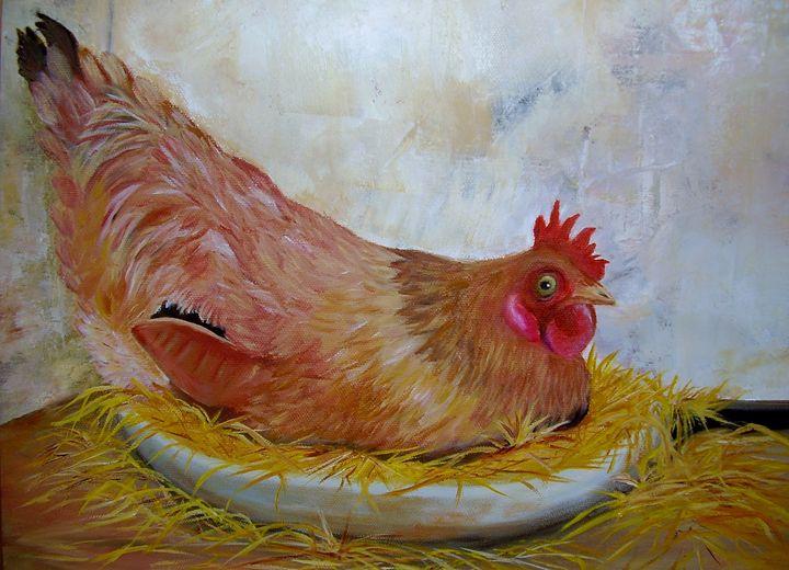 """Southern Fried Chicken"" - Dagmar's Gallery"