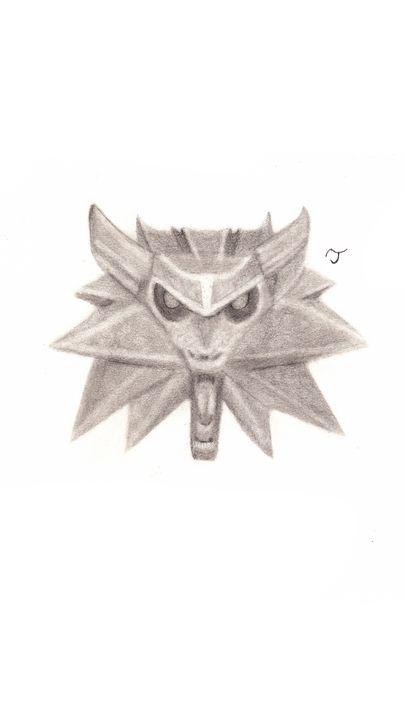 Witcher Medallion - Daniel´s