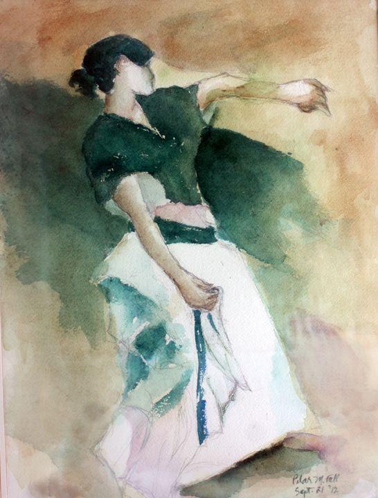 Chara: Dancer - Pilar Fall