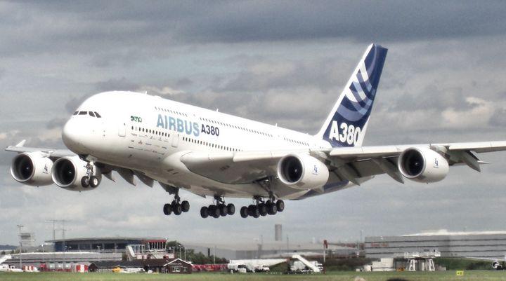 A380 - Steve Stones