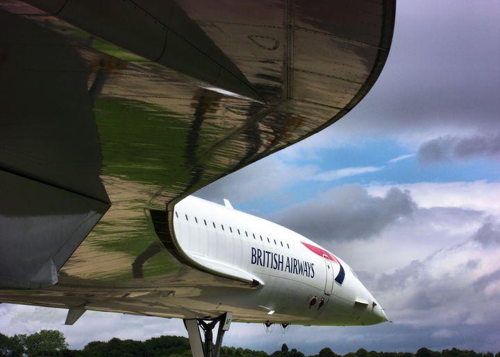 Concorde - Steve Stones