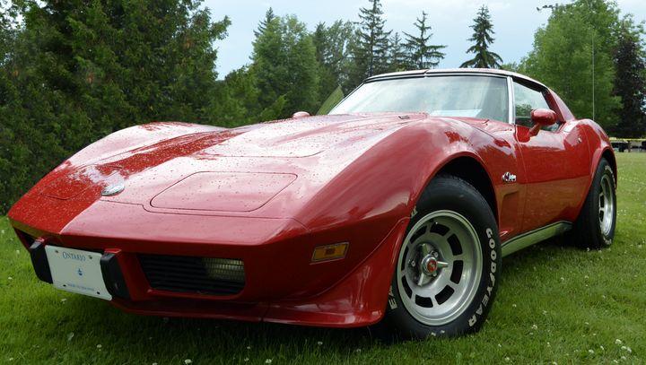 Corvette Stingray - Steve Stones