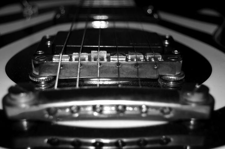 Gibson Les Paul saddle - Steve Stones