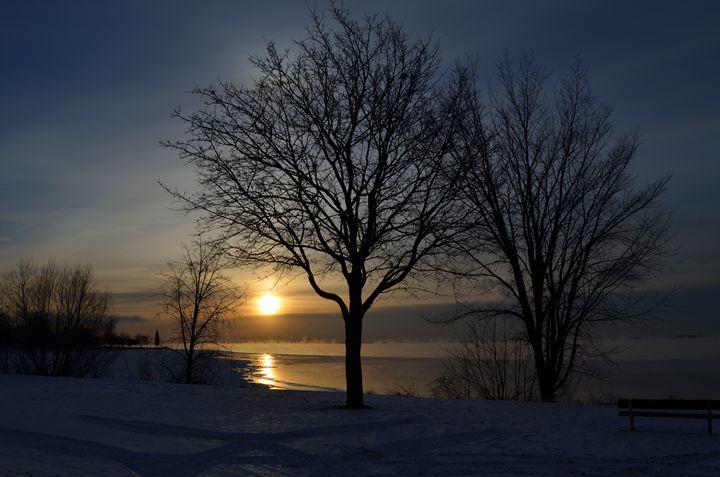 Blue Sunrise - Steve Stones