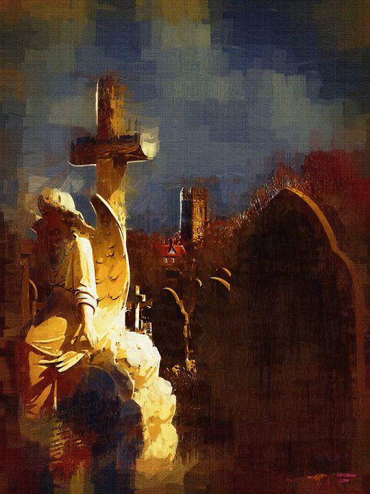 English ChurchYard - Steve Stones