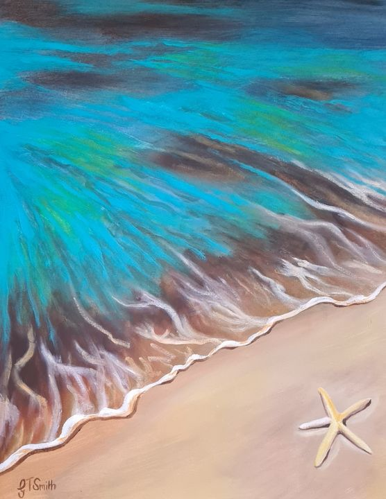 Star of the Beach - Glenda Smith's ART