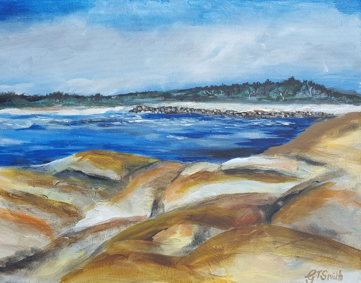 The Barway - Glenda Smith's ART