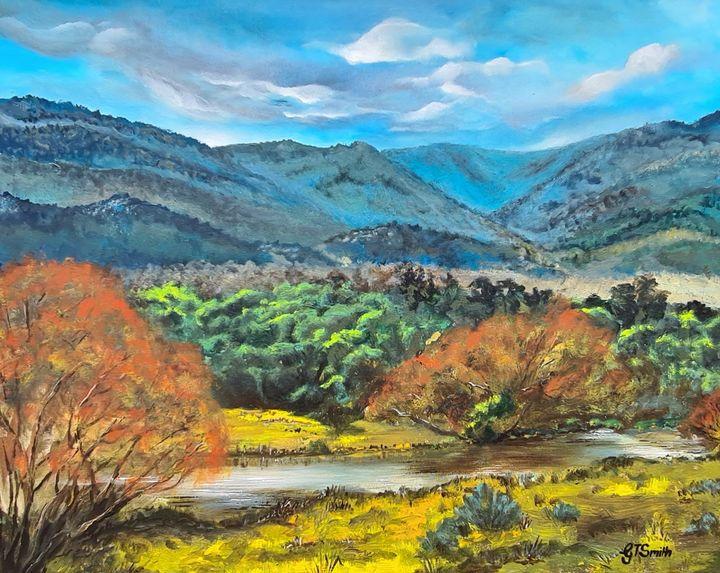 Fingal Valley - Glenda Smith's ART