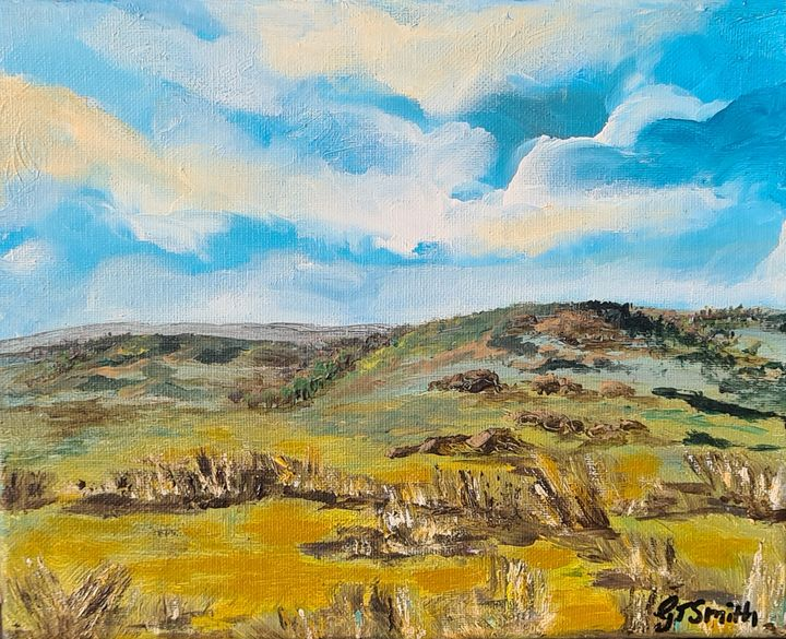 Narrandera, NSW - Road Trip - Glenda Smith's ART